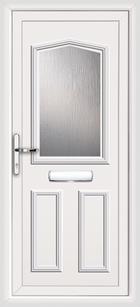 Aberdeen upvc front doors