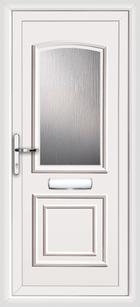 Hillingdon upvc front doors