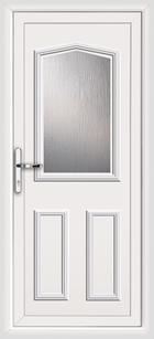 Aberdeen upvc back doors