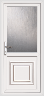 Brent upvc back doors