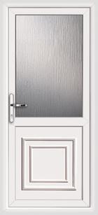 Brent upvc back doors