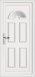 Enfield upvc back doors