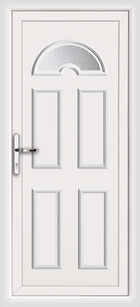 Enfield upvc back doors