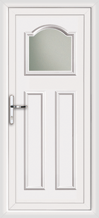 Glasgow upvc back doors