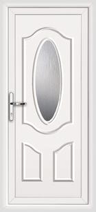 Haringley upvc back doors