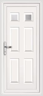 Harrow upvc back doors