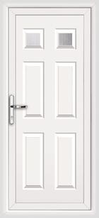 Harrow upvc back doors