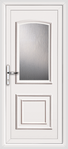 Hillingdon upvc back doors