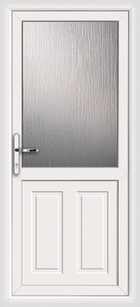 Leicester upvc back doors