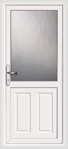 Leicester upvc back doors