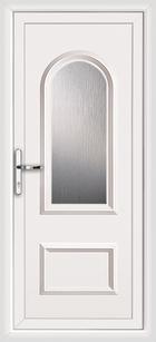 Lewisham upvc back doors