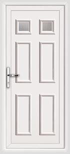 Newham upvc back doors