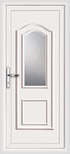 Oxford upvc back doors