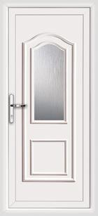 Oxford upvc back doors