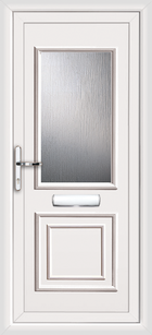 Ealing upvc front doors