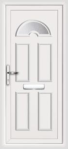 Enfield upvc front doors