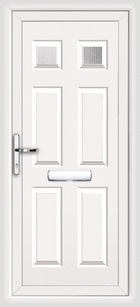 Harrow upvc front doors