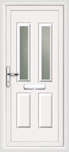 Leeds upvc front doors