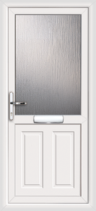 Leicester upvc front doors