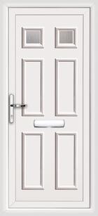 Newham upvc front doors