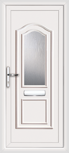 Oxford upvc front doors