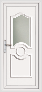 Sheffield upvc back doors