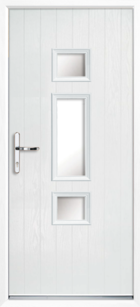 Hampton composite back doors