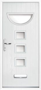 Durham composite front doors