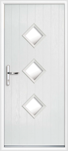 Middlesex composite back doors