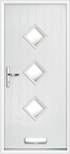 Middlesex composite front doors