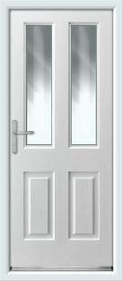 Jacobean Rock Doors