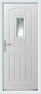 English Cottage Rock Doors