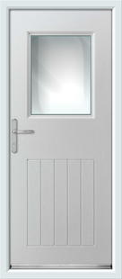 Cottage View Light Rock Doors