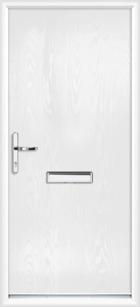Garda composite front doors