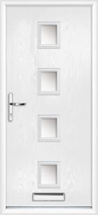 Worcester composite front doors
