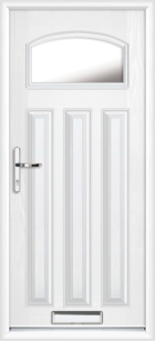 London composite front doors
