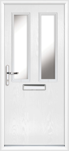 Dartford composite front doors