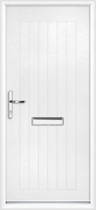 Norfolk composite front doors