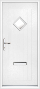 Suffolk composite front doors