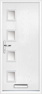 Gloucester composite front doors