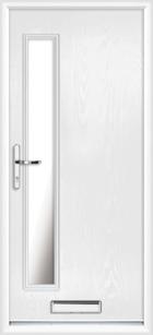 Argyll composite front doors