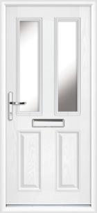 Dorset composite front doors