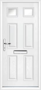 Sussex composite front doors