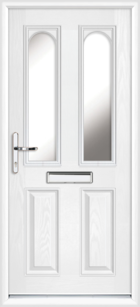 Somerset composite front doors