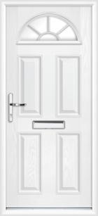 Essex composite front doors