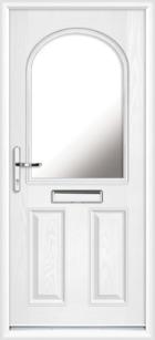 Devon composite front doors