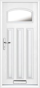London composite front doors