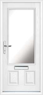 Cleveland composite front doors