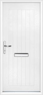 Norfolk composite front doors