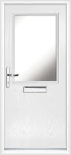 Fife composite front doors